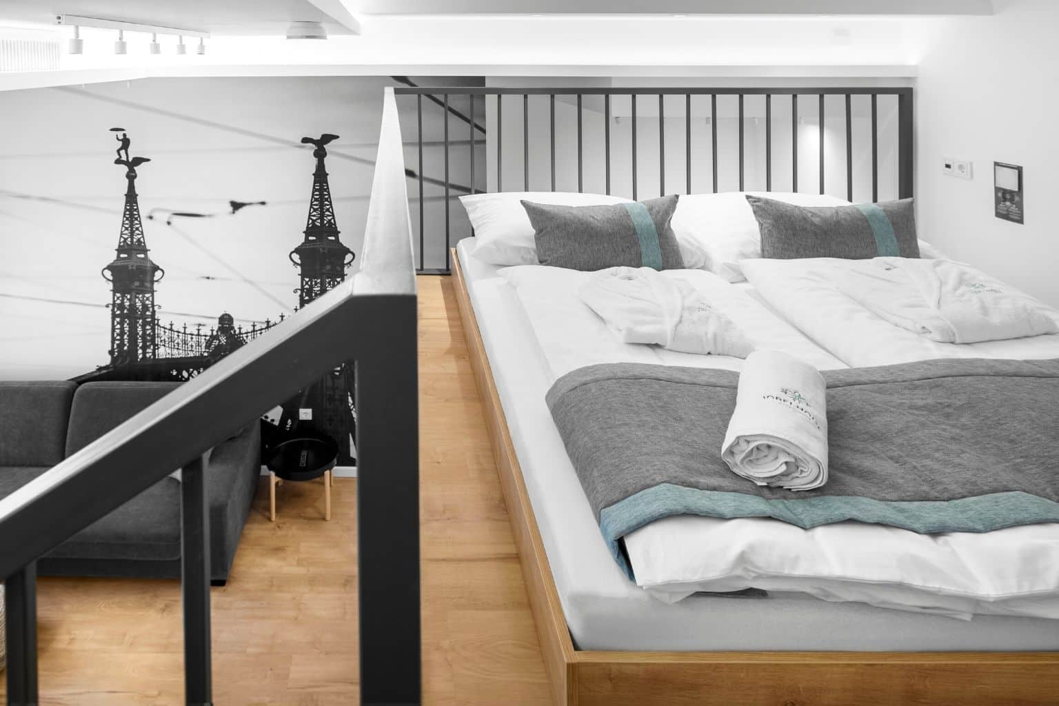 Take a rest after a busy day at Jobelhome's comfy beds
